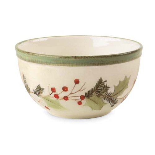 Lenox Holiday Gatherings Fruit Bowl ()