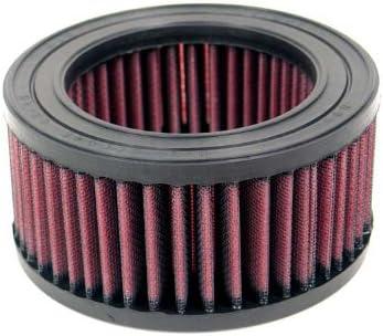 K/&N E-2630 Waschbarer und wiederverwendbarer KFZ Tauschluftfilter