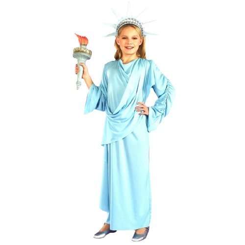 Lil Miss Liberty Costume - Large ()