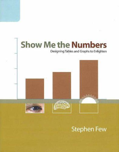 Show me the Numbers by Stephen Few