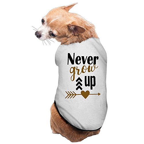 Theming Never Grow Up Dog Vest]()
