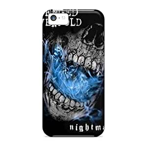 BretPrice Iphone 5c Well-designed Hard Case Cover Avenged Sevenfold Protector