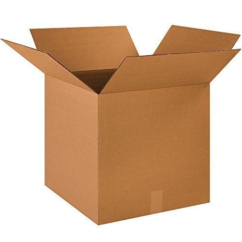 BOX USA BHD1818 Heavy-Duty Boxes, 18