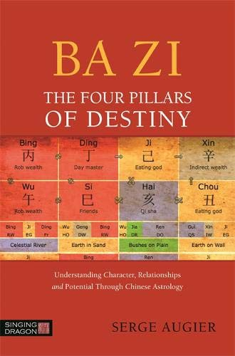 Download Ba Zi - The Four Pillars of Destiny: Understanding Character, Relationships and Potential Through Chinese Astrology pdf epub