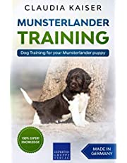 Munsterlander Training: Dog Training for your Munsterlander puppy