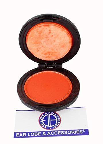 Temporary Hair Color Chalk Orange