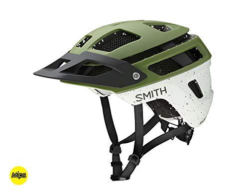 Smith Optics 2019 Forefront 2 MIPS Adult MTB Cycling Helmet - Matte Moss/Vapor/Small