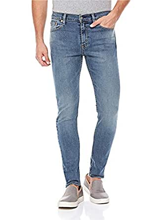 Levi's 5510 Skinny Jeans For Men, Blue, 32/32
