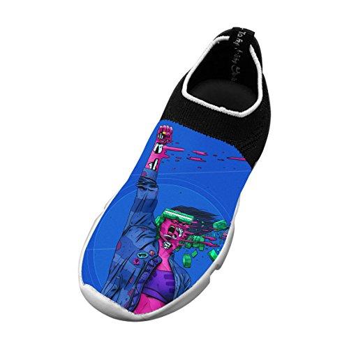 jordan custom shoe paint - 3