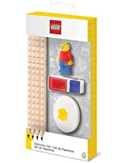 LEGO ID52053 Stationery 8 Piece with Minifigure