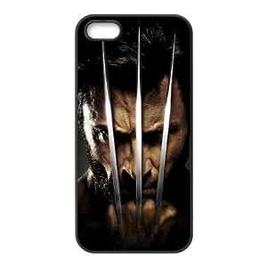 I-Cu-Le Diy Wolverine Selling Hard Back Case for Iphone 5 5g 5s