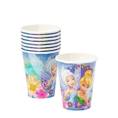 Cups | Disney Tinkerbell - Best Friends Fairies Collection | Party Accessory: Toys & Games