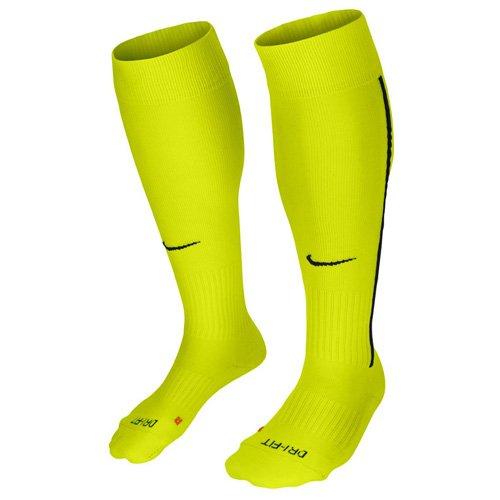 Nike Knee High Sock Vapor III Verde / Negro (Volt/Black/Black)
