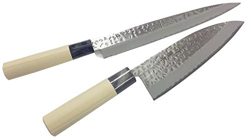 関藤平作 鎚起(ついき) 2本組セット 【刺身・出刃】 30056の商品画像