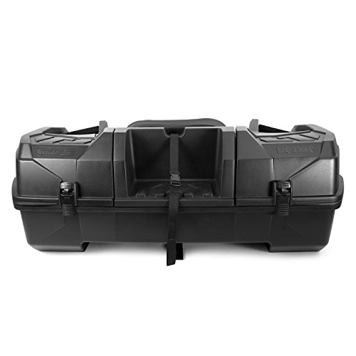 KIMPEX 458000 Black Nomad Trunk Rear by Kimpex (Image #2)