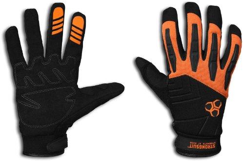 StrongSuit 10400-M Brawny Heavy Duty Work Gloves, Medium