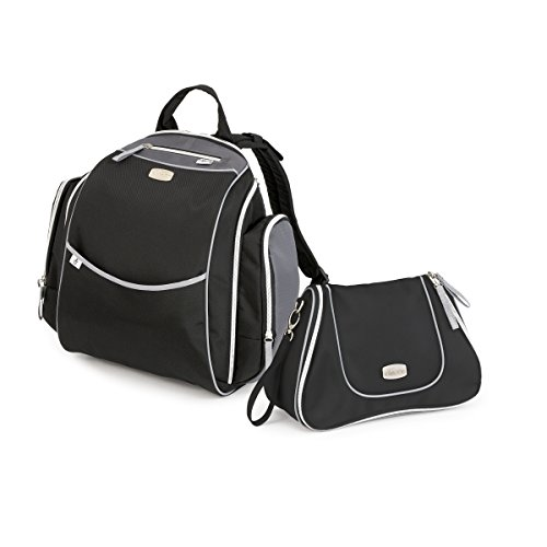 Diaper Dash - Chicco Urban Backpack and Dash Bag, Black