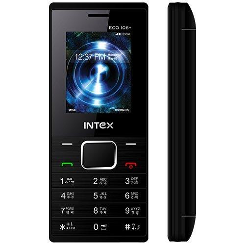 Intex Eco 106+  Black