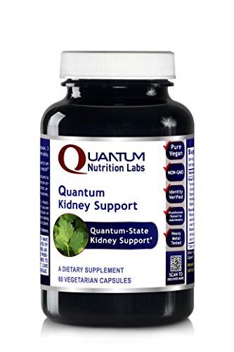Quantum Kidney Support, 60 Vegetarian Capsules – Quantum-State Detoxification and Kidney Support