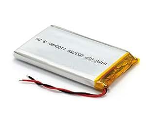 Batería recargable Li-Polímero GSP053759