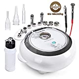 3 in 1 Diamond Microdermabrasion Machine, TSEMY Facial Care Salon Equipment with Vacuum