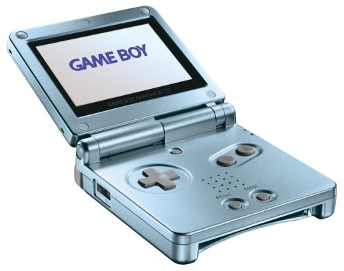 Gameboy advance sp pris