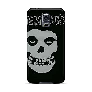 Great Hard Phone Covers For Samsung Galaxy S5 (CUh17239MHKj) Custom Nice Metallica Band Pictures