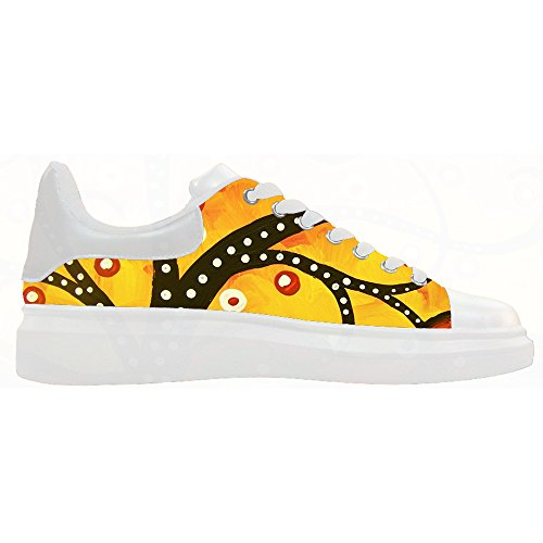 Custom kunst baum gem?lde Womens Canvas shoes Schuhe Footwear Sneakers shoes Schuhe D