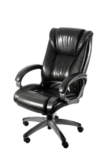 Z-Line Designs Executive Chair, Graphite Finished Base