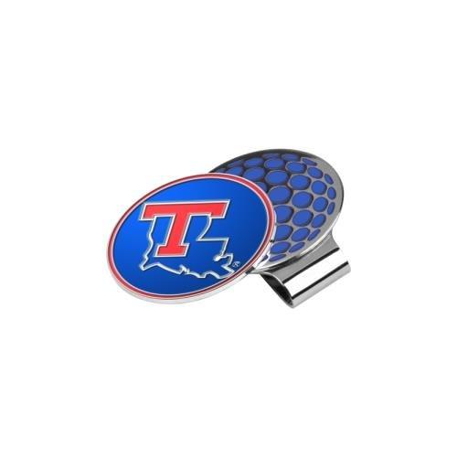 NCAA Louisiana Tech Bulldogs Golf Hat Clip with Ball Marker