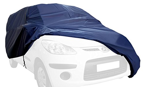 Car Mate Parachute Car Body Cover for Mahindra TUV 300 (Blue)