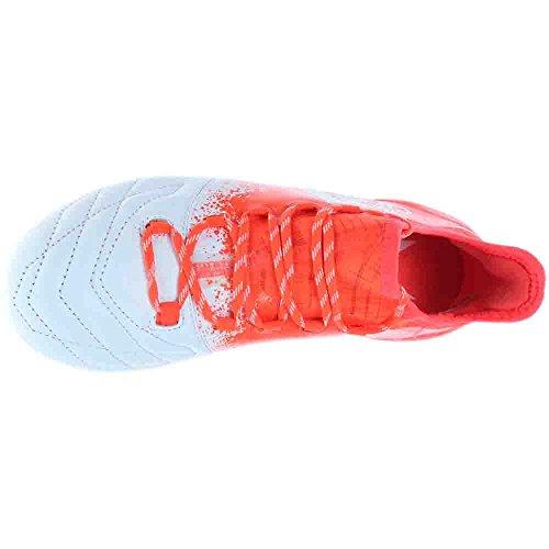Adidas Donna X 16.1 Pelle Fg Bianco / Rosso Solare