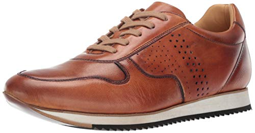 Bacco Bucci Men's Berelli Driving Style Loafer, tan, 12 D US