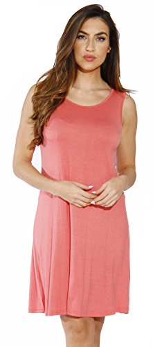 401105-BG-COR-XL Just Love Summer Dresses for Women / Resort Wear