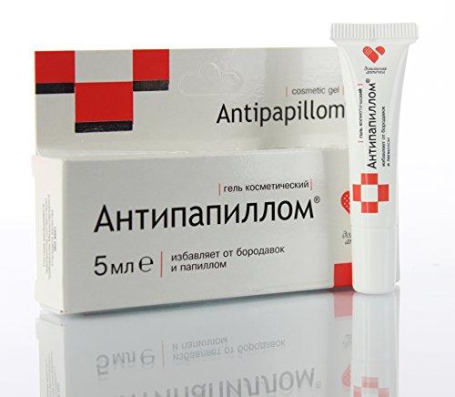 antipapillom gél a genitális szemölcsök ellen)