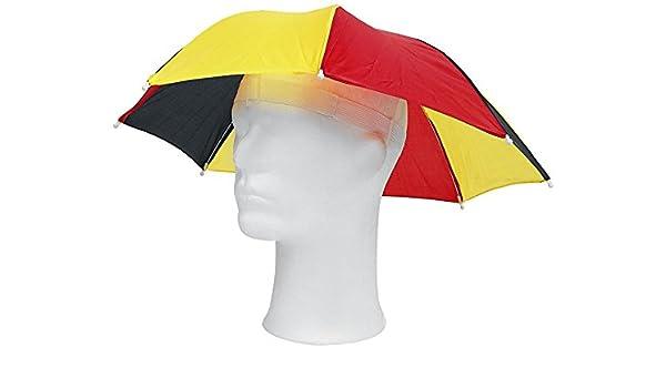 TOYLAND Diadema para Paraguas con Bandera Alemana Disfraz - Copa ...