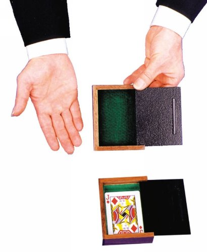 Magic Fatal Attraction Card Trick