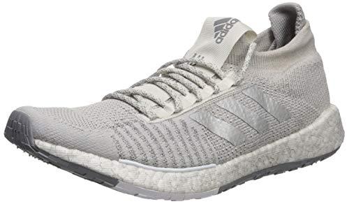 adidas Originals Men's PulseBOOST HD LTD Running Shoe, Grey/Silver Metallic/White, 9 M US