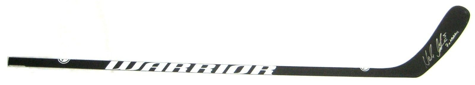 JSA Authentic Nicklas Lidstrom Autographed Signed Warrior 7X Norris Stick Red Wings