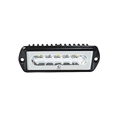 Lumitec Capri2 Flush Mount Dual Color LED Flood Light