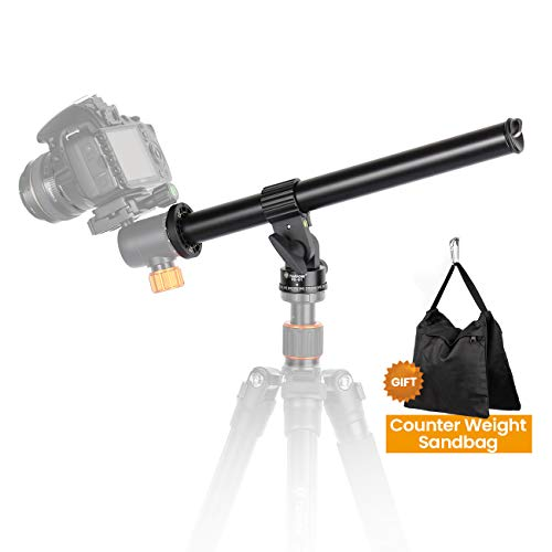 Tripod Boom Arm - TARION VB-01 Tripod Center Column Boom Arm 12.6