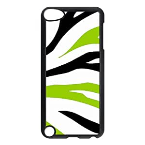 Customized Hard Back Phone Case for Ipod Touch 5 Cover Case - Stripes Pattern HX-MI-011321