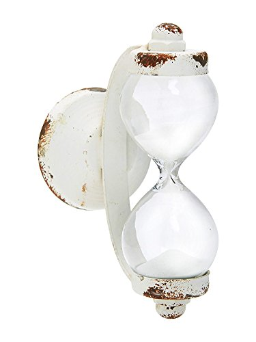 Casual Country Magnetic Hourglass White