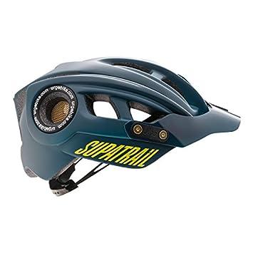 Urge ubp18212 m Casco de Bicicleta de montaña Unisex, Azul, ...