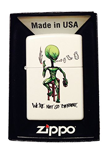 zippo lighters space - 1