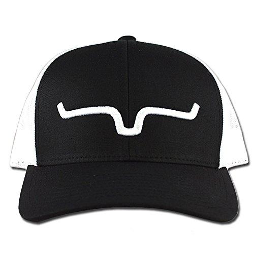 Kimes Ranch Men's Weekly Trucker Cap Black One Size