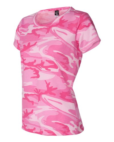 Code-V-Ladies-Fine-Jersey-Camouflage-T-Shirt-PINK-WOODLAND-2XL