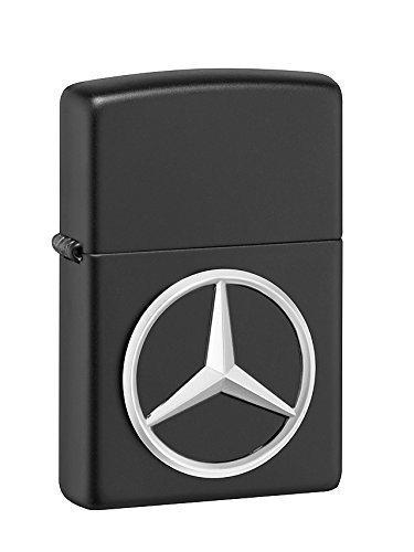 Mercedes-Benz, Accendino Zippo nero