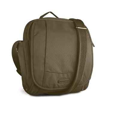 Pacsafe Luggage Metrosafe 200 Gii Shoulder Bag, Jungle Green, One Size