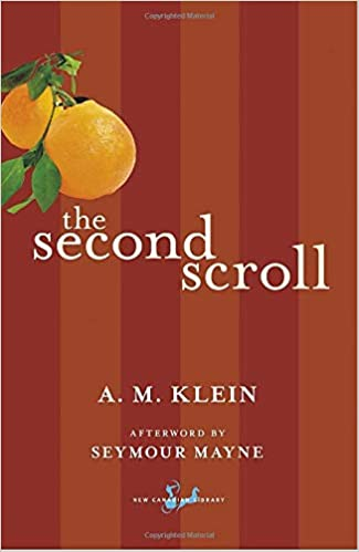The Second Scroll